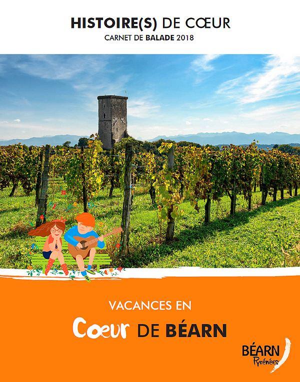 Carnet de balade 2018 en Cœur de Béarn
