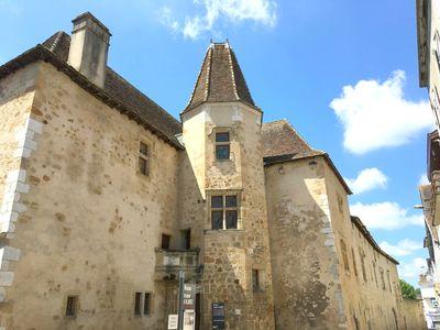 Maison Jeanne d'Albret à Orthez