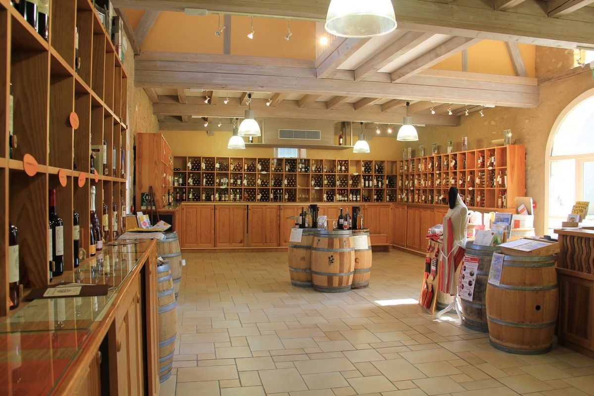 La Maison des vins du Jurançon à Lacommande