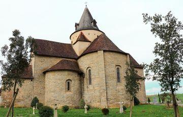 L'église de Sauvelade