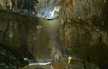 The La Verna Cave