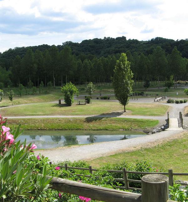 Sentier d'interprétation de Lendresse en Béarn