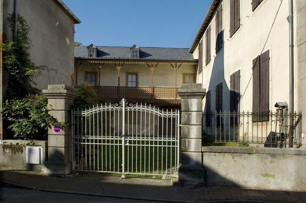 Maison béarnaise et sa galerie