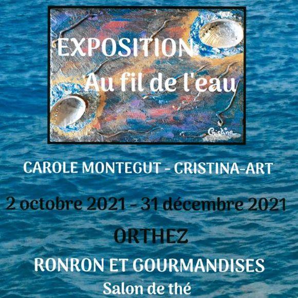 Exposition : Au fil de l'eau - ORTHEZ