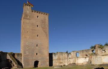 The Castle of Montaner