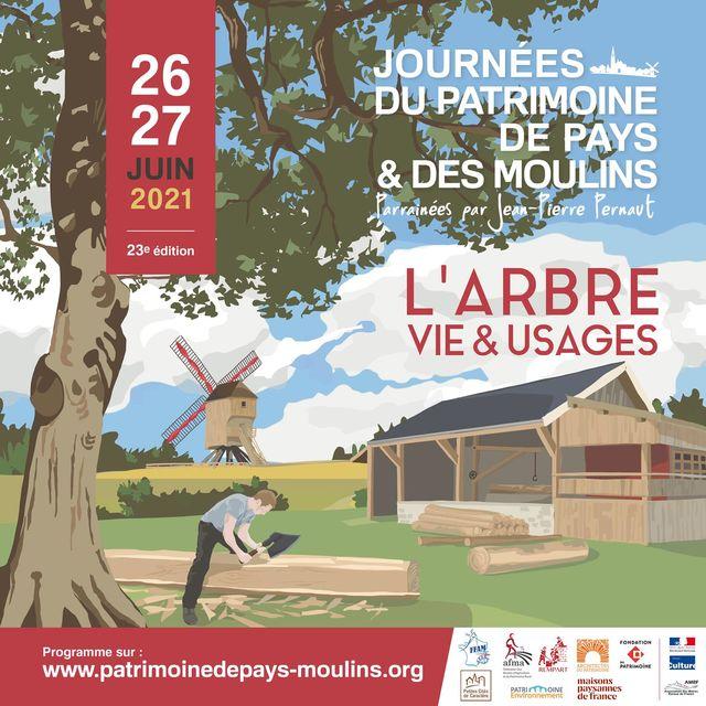 Journées du Patrimoine de Pays et des Moulins - Cœur de Béarn