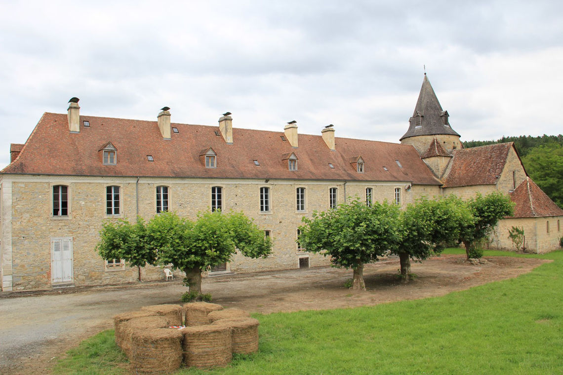 The Abbey of Sauvelade