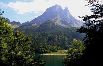 Le Pic du Midi d'Ossau en Béarn