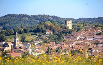 Orthez, ville au cœur du Béarn
