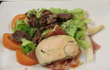 Southwest Foie gras