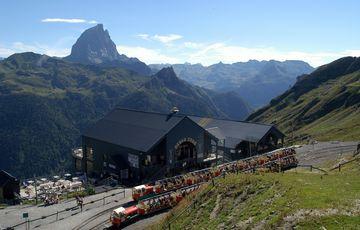 Petit train d'Artouste dans les Pyrénées