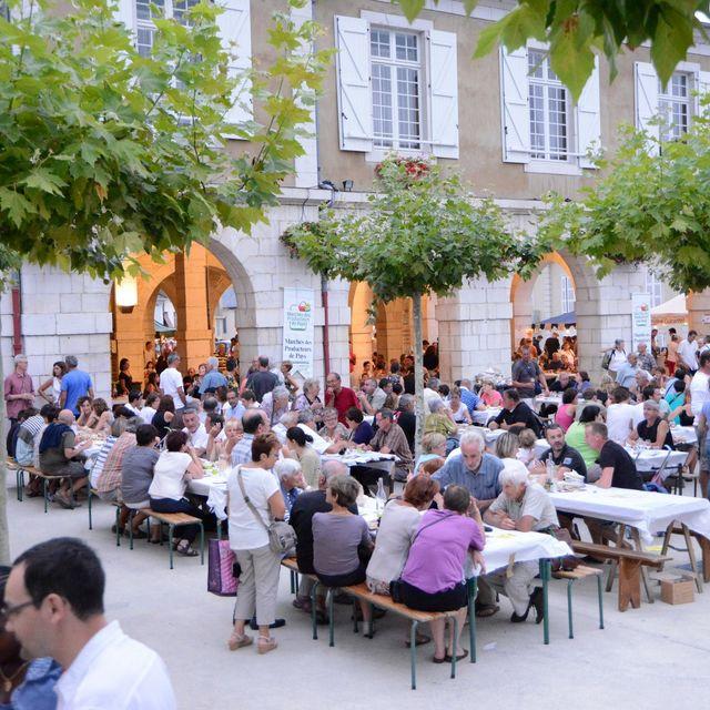 Les Marchés de Producteurs de Pays - Coeur de Béarn