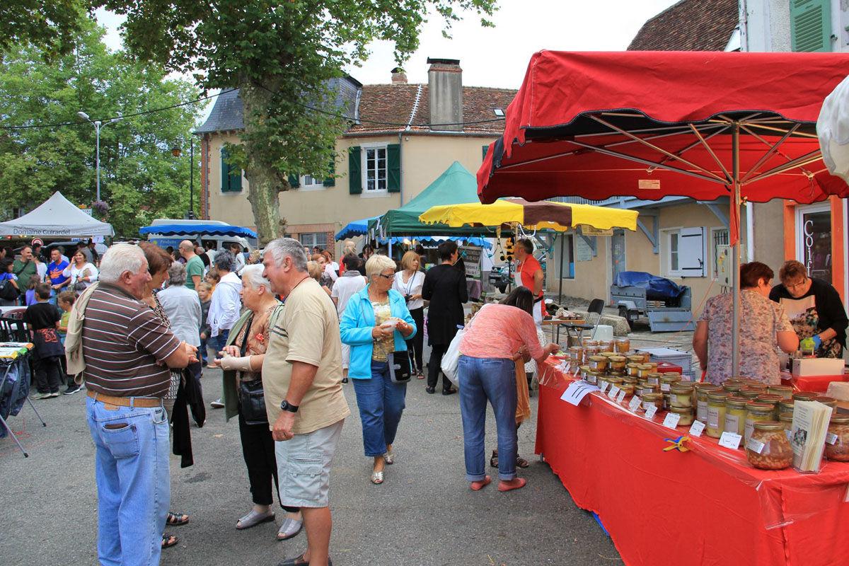 Marché des producteurs de pays à Arthez-de-Béarn