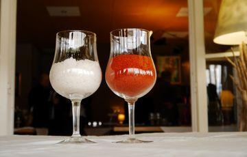 Sel de Salies-de-Béarn et piment d'Espelette