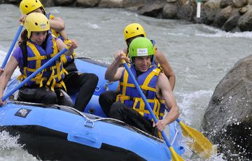 Rafting in Pau