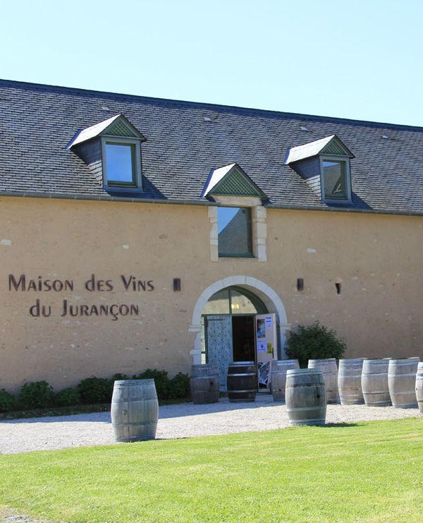 Maison des Vins du Jurançon à Lacommande