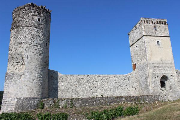 Château de Bellocq en Béarn