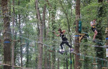 Parc de loisirs Lacq Aventure