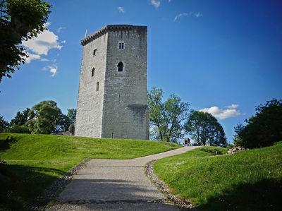 Tour Moncade à Orthez