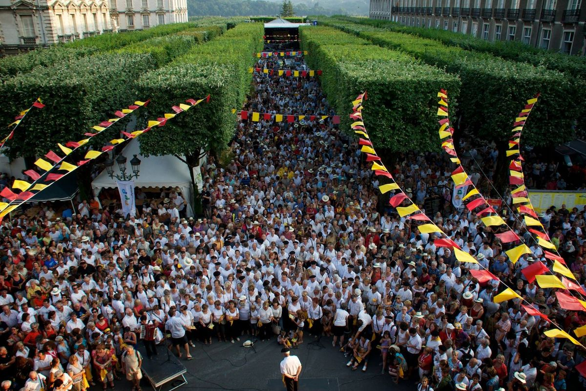 The Hestiv'oc Festival in Pau
