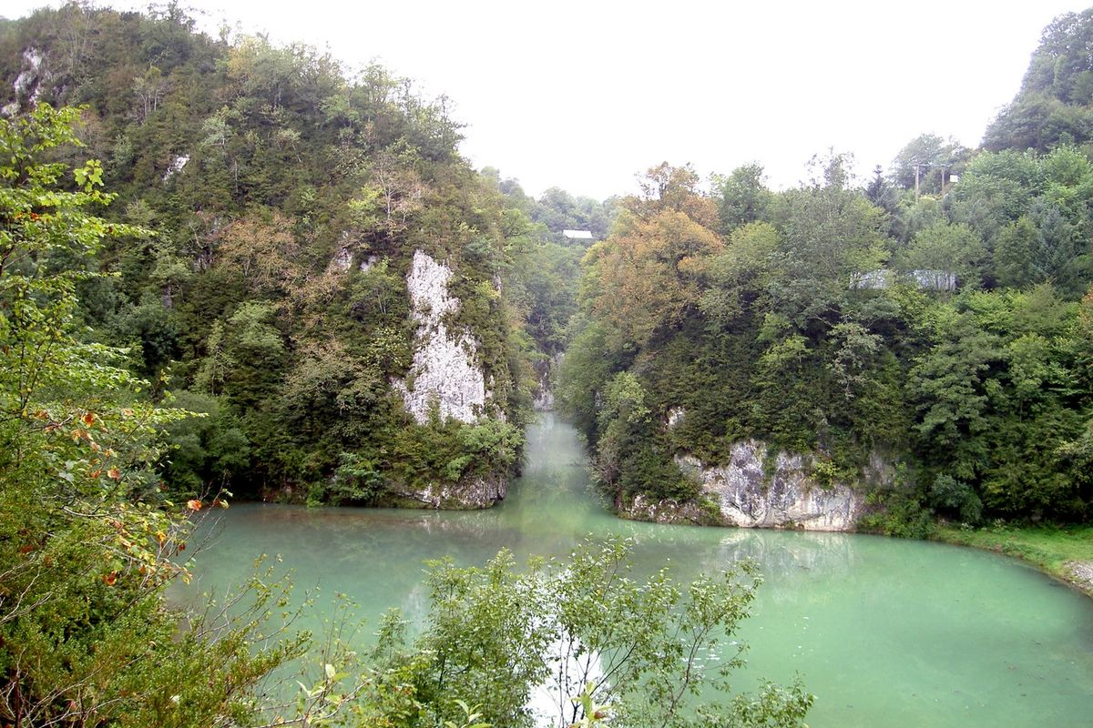 The Gorges of Kakuetta