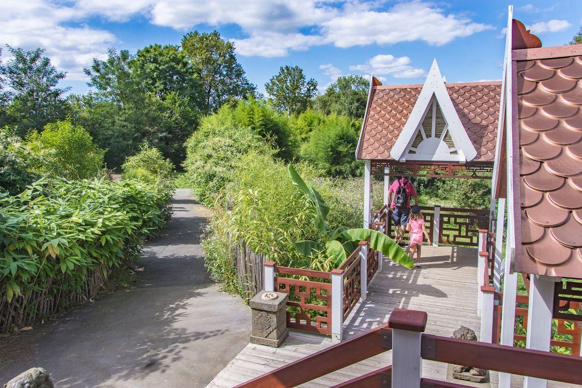 Le zoo d'Asson en Béarn