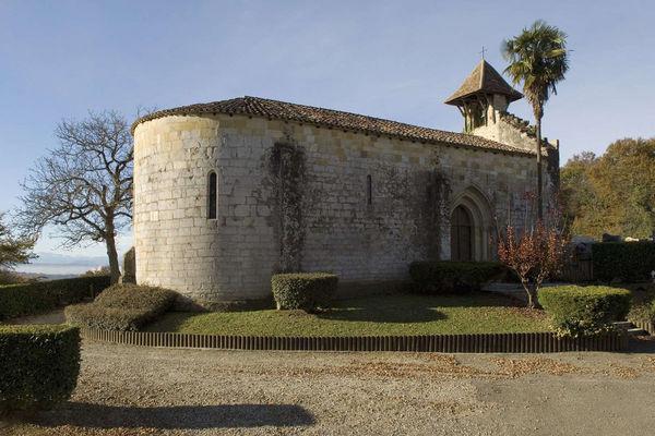 Chapelle de Caubin à Arthez-de-Béarn