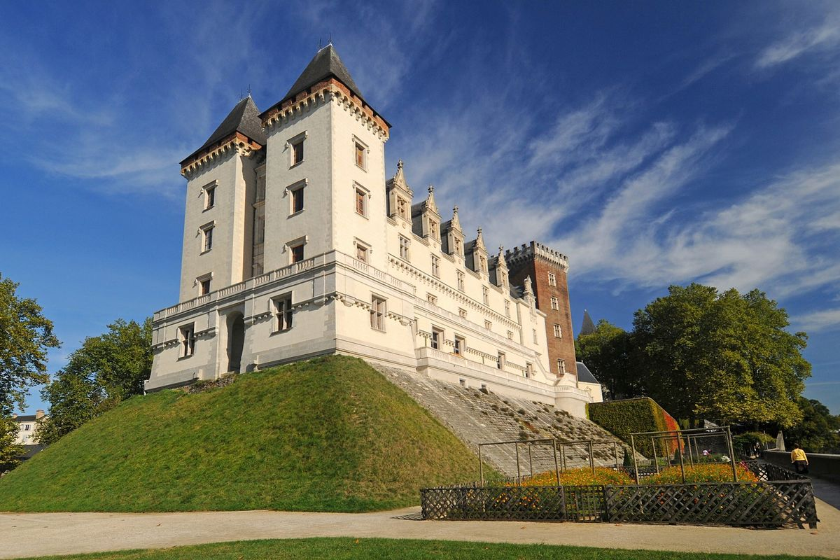 The Castle of Pau