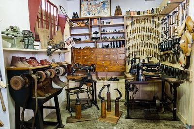 Atelier des Outils d'autrefois à Labastide-Cézéracq