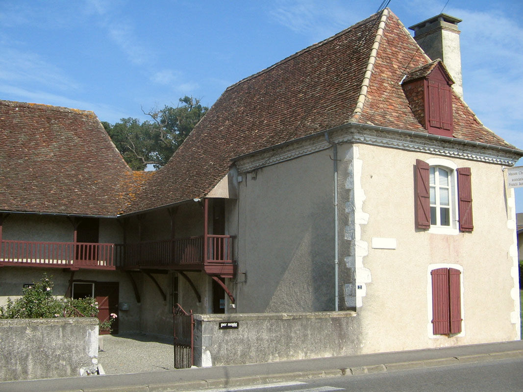 The Chrestia House in Orthez