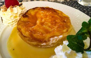 Assiette de Pays Cœur de Béarn dessert restaurant la Casa Orthez