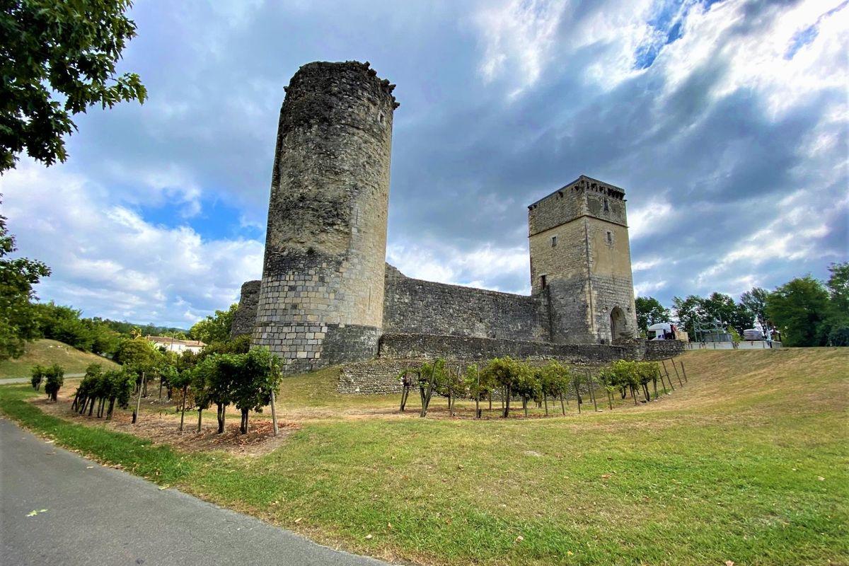 Le château de Bellocq