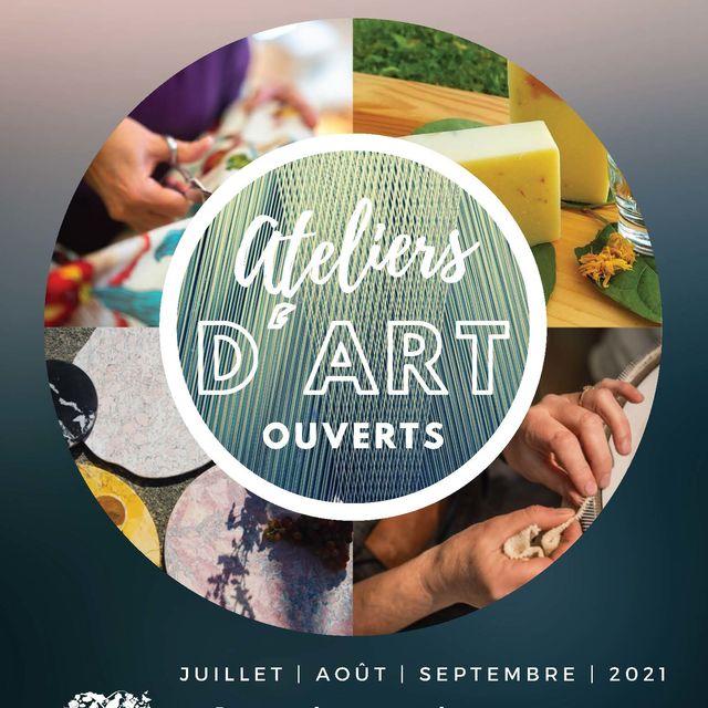 Ateliers d'art ouverts - Cœur de Béarn