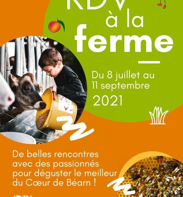 Rendez-vous à la ferme - Cœur de Béarn