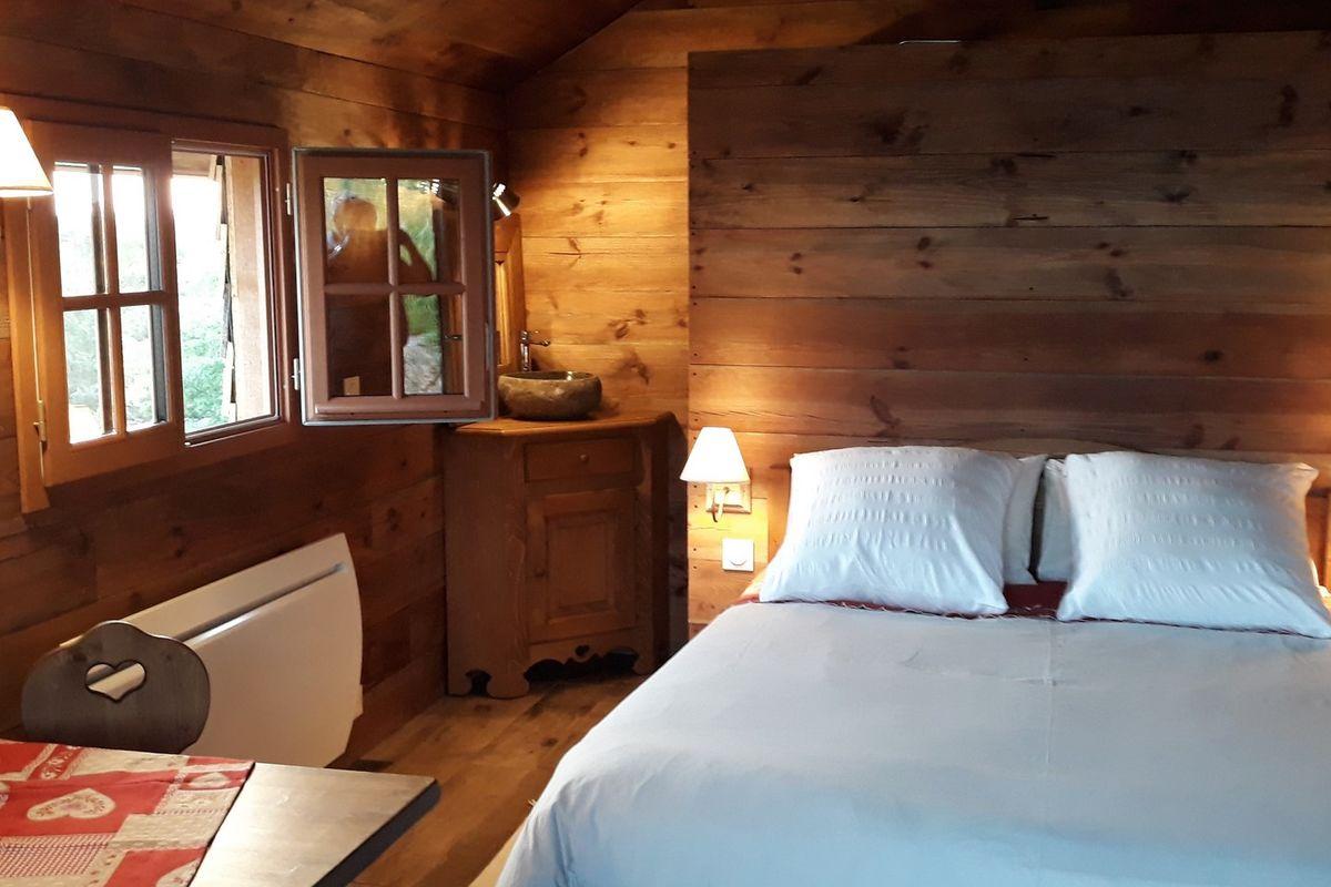 La cabane du berger, hébergement insolite en Béarn