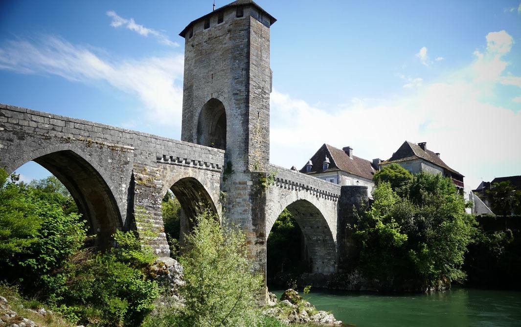 Vieux pont d'Orthez