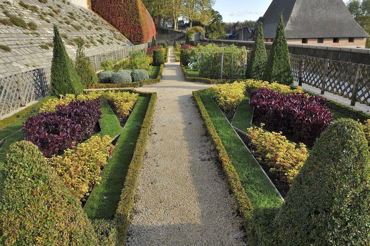 El parque del Castillo de Pau