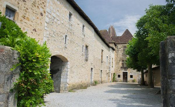 Musée Jeanne d'Albret à Orthez