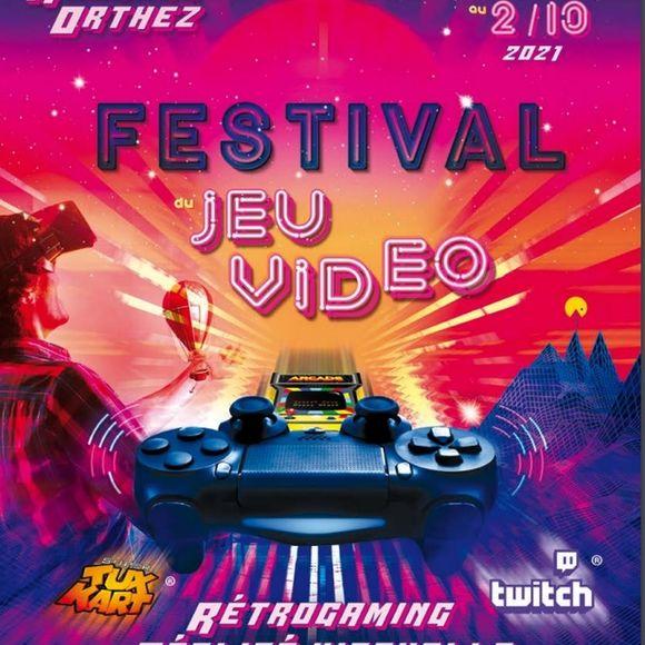 Festival du jeu vidéo : Session Twitch - MOURENX