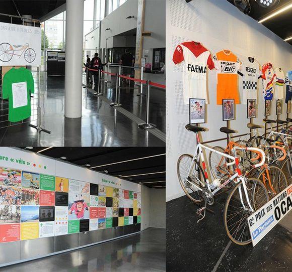 Exposition : Archives du Tour de France - MOURENX