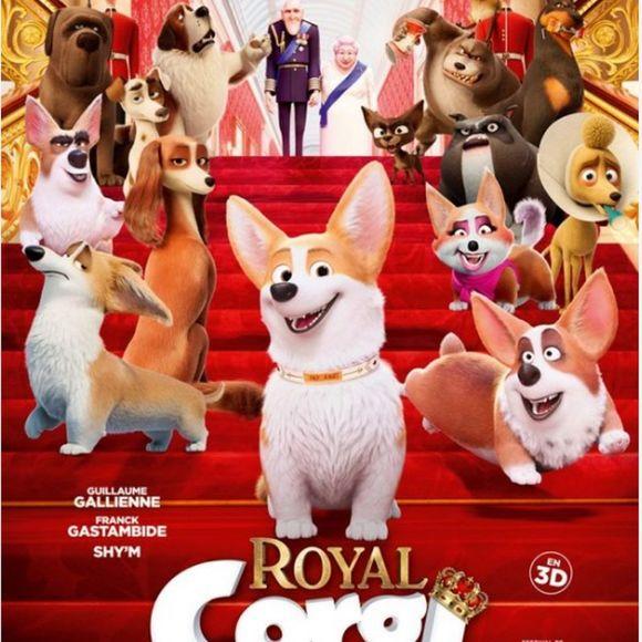Ciné-goûter : Royal Corgi - MONEIN