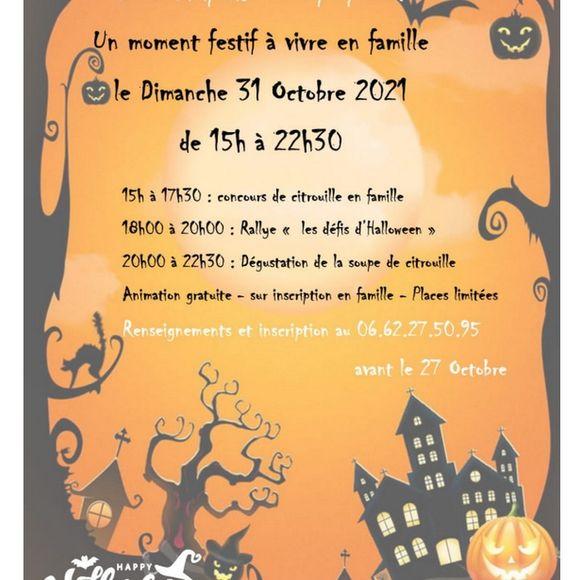 Halloween : Après-midi festif - ARTHEZ-DE-BEARN