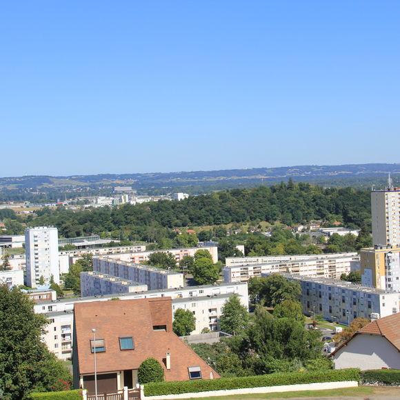 Exposition : Regarder la ville, Mourenx - MOURENX