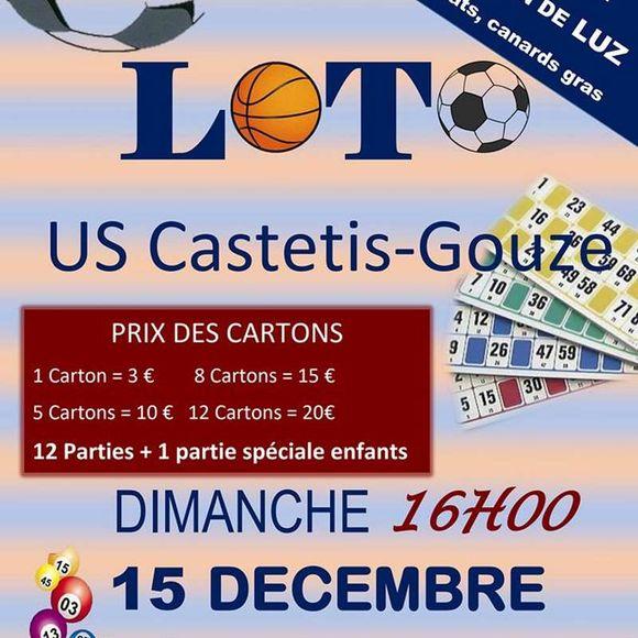 Loto - CASTETIS