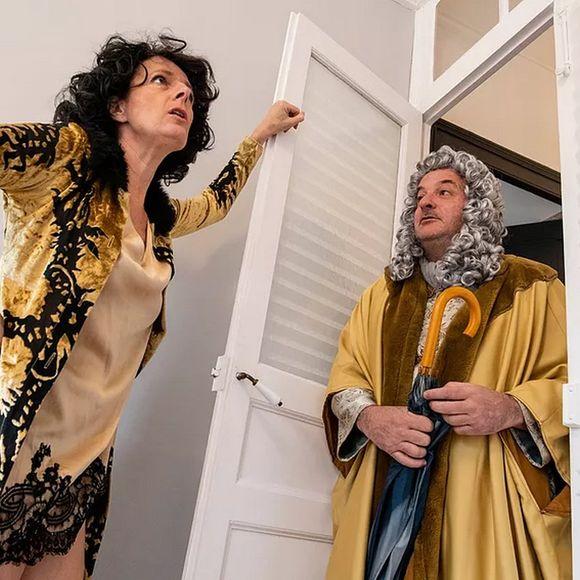 Les Théâtrales : Théâtre - Feu la mère de Madame - LAGOR