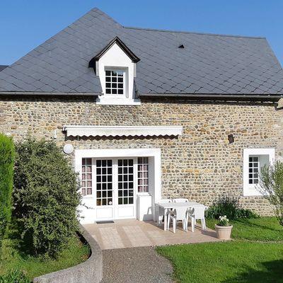 Gîtes de Bernet - The cottage - MONEIN