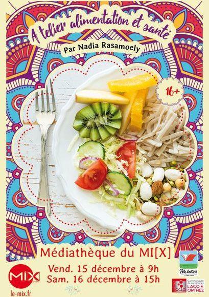 Atelier alimentation et santé: manger de saison, quels bienfaits pour notre santé - MOURENX