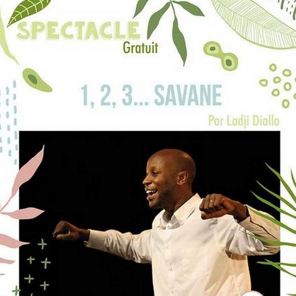 Spectacle : 1,2 3 Savane - MASLACQ