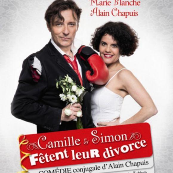 Théâtre : Camille et Simon fêtent leur divorce - ORTHEZ