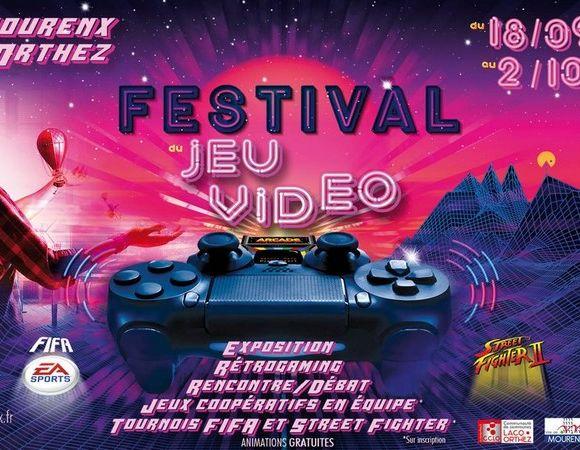 Festival du jeu vidéo - MOURENX
